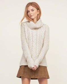 Womens Sweaters Tops | Abercrombie.com
