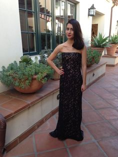 How to Alter a Strapless Dress - Sew Santa Barbara