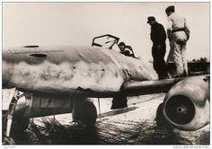 Me 262. Zurück vom Einsatz