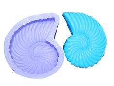 Shell Soap Mold Flexible Silicone Mould For by Creativemouldshop