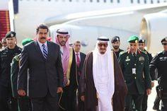 Jefe de Estado arribó a Arabia Saudita para participar en IV Cumbre Aspa