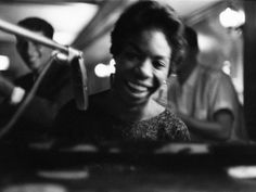 Nina Simone - 1959 Photographic Print by G. Marshall Wilson at Art.co.uk
