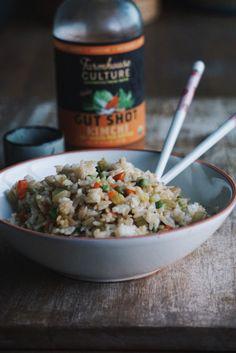 low fat vegan fried rice