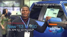 Ford of Kirkland Holiday Event