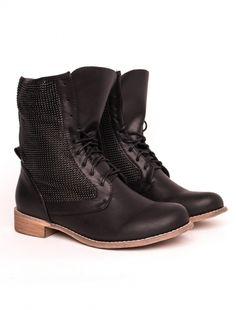 Home Zenda Outlet imbracaminte magazin online haine Combat Boots, Marble, Army, Casual, Shoes, Black, Fashion, Gi Joe, Moda