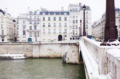 Paris by Carin Olsson (Paris in Four Months)