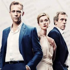 The Night Manager - Watch on AmazonPrime