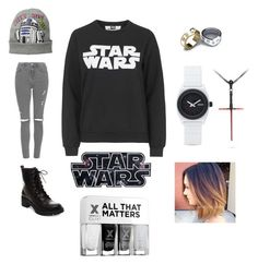 e60079d1c1  I-Love-TFA by fandoms-unite-802 on Polyvore featuring Tee