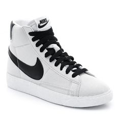 size 40 adc3e bf7bc Nike Blazer Mid premium Vintage suede Chaussure pour Femme beige Noir  Blanc,Fashionable and quality sports shoes here just for you.
