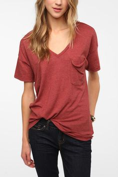 Time to trade all of my bright colored slouchy tees for fall colored ones! Yippie!!!