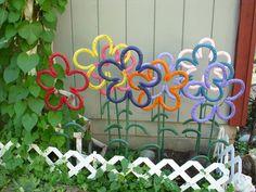 """Craft fabulous deer-proof garden """"flowers."""""""