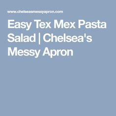 Easy Pasta Salads Recipes – The BEST Yummy Barbecue Side Dishes, Potluck Favorites and Summer Dinner Party Crowd Pleasers Barbecue Side Dishes, Barbecue Sides, Easy Pasta Salad Recipe, Salad Recipes, Vegan Recipes, Chelsea's Messy Apron, Outdoor Dinner Parties, Mexican Casserole, Mothers Day Brunch