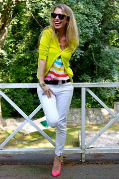 Love this outfit from Jordan Reid of Ramshackle Glam~