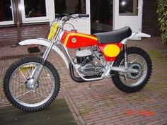 1976 Bultaco Pursang 360 Had one!
