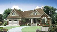 Donald A. Gardner Architects, Inc. The Carrollton House Plan DDWEBDDDG-1229