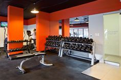 The Lenox Condominiums- Gym