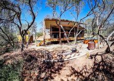 Steenbok Safari Tent, Hooikraal Camp, Heidelberg Luxury Tents, Solar Powered Lights, Wood Bathroom, Gas Stove, School Holidays, Queen Size Bedding, Tent Camping, Grid, Safari