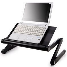 Executive Office Solutions Portable Adjustable Aluminum Laptop