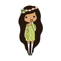cute little drawings of peoples - Google Search