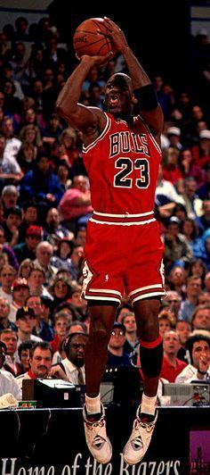 Jordan In Chicago