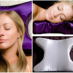 I don't care if it prevents wrinkles! It's perfect for tossing and turning