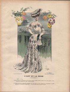 1903, L Art Et La Mode