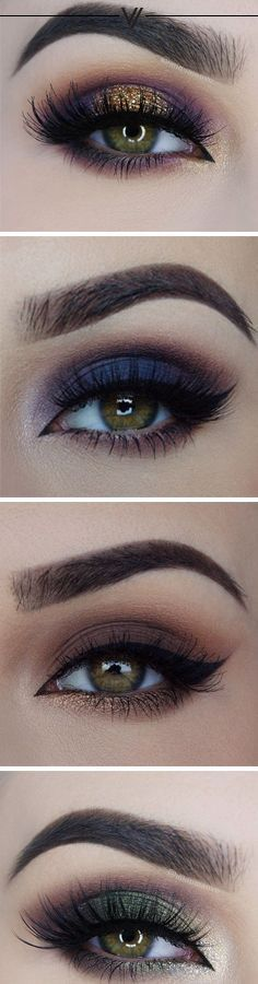 Makeup Revolution: Formas de renovar un Smokey Eye