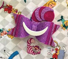 Items similar to Vanishing Cat Bow on Etsy Diy Headband, Headbands, Diy Leather Bows, Disney Hair Bows, Baby Girl Hair Bows, Custom Bows, Making Hair Bows, Diy Bow, Diy Hair Accessories