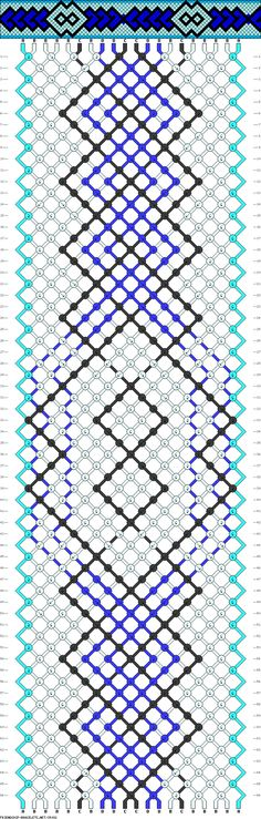 20 strings, 4 colors, 66 rows