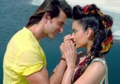 Hrithik Roshan and Kangana Ranaut The New Love Birds