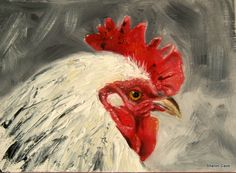 Fletcher by Sharon Cave Oil on Board Still Life, Cave, Artwork, Animals, Painting, Oil, Board, Work Of Art, Animales