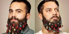 Beard Baubles. A REAL product.