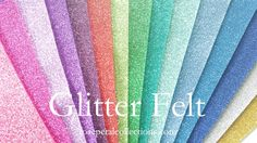 It started with a little Glitter... – Rose Petal Collections