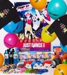 #JustDance2013 Party Pack including T-shirts!