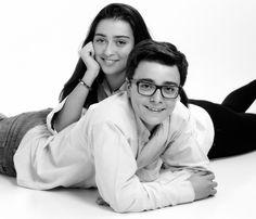 fotos de pareja en estudio fotografos books en burgos