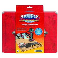 POWER A Skylanders Superchargers Garage Storage Case by BD #VideoGames