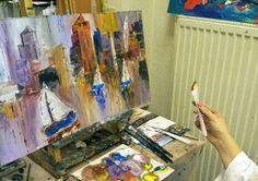 Výtvarné kurzy VytFit- Zážitkové, tvorivo- experimentálne kurzy kreslenia, malovania pre každého, Kreatívne dielne v oblastiach kresba, malba, grafika, úžitkové umenie, príprava na SŠ, VŠ- architektúra, design, animovaná tvorba, teambuildingové akcie a workshopy pre firemné kolektívy Painting, Painting Art, Paintings, Painted Canvas, Drawings