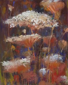 Painting My World: Pastel Painting Makeover #1 ....Adding Texture