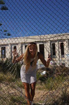 Abandoned old power station in Fremantle, WA