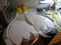 how to make a mermaid tail - Google Search