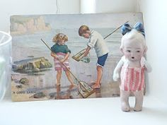 1930s bisque doll
