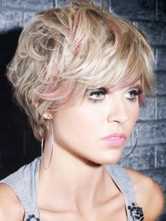 Statement short haircut ideas