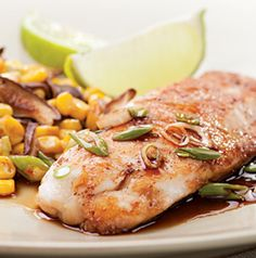... use it to spice other dishes besides this fabulous Five-Spice Tilapia