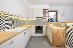 Mieszkanie Scandi: styl , w kategorii Kuchnia zaprojektowany przez Partner Design