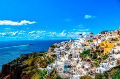 ギリシャ・サントリーニ島ってこんなところ