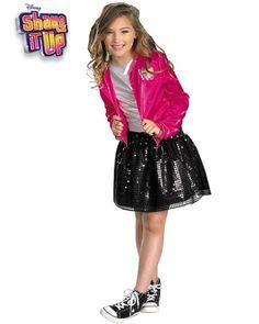 Girls Teen Beach Movie Mack Costume - Party City   Maddie ...