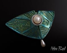 Manic Monday pendant | by Helen Breil