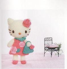 Sanrio hello kitty crochet amigurumi by Zoldyeck - issuu