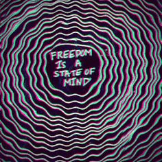 Freedom State of Mind gif art trippy quote hippie hipster psychedelic mind freed animated gif gif kushwizdom Tumblr Trippy, Trippy Quotes, Trippy Gif, Trippy Hippie, Hippie Art, Hippie Life, Psychedelic Art, Psy Art, Aesthetic Wallpapers