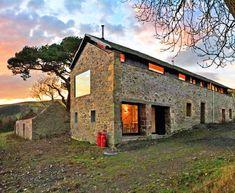 casa restaurada por WT Architecture